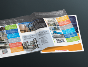 Water & Wastewater Treatment Brochures